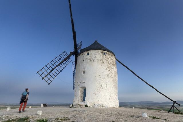 Consuegra III, La Mancha (Spain)
