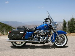 Harley-Davidson 1584 ROAD KING CLASSIC FLHRCI 2007 - 26