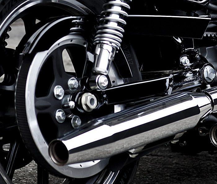 Harley-Davidson XL 883 L Superlow 2011 - 12