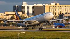 Philippines Airlines RP-C3441 pmb19-1421