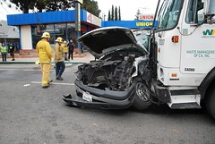 Two Injured, One Fatally in Valley Village Collision