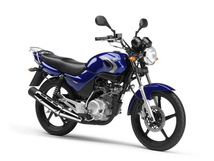 Yamaha YBR 125 2006 - 1