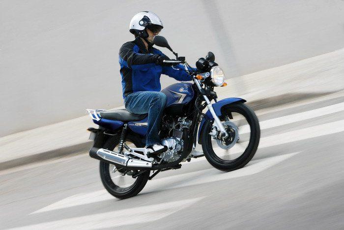 Yamaha YBR 125 2006 - 6