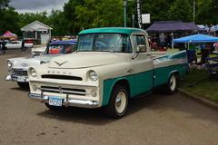 1957 Dodge D-100 Sweptside Pick-Up