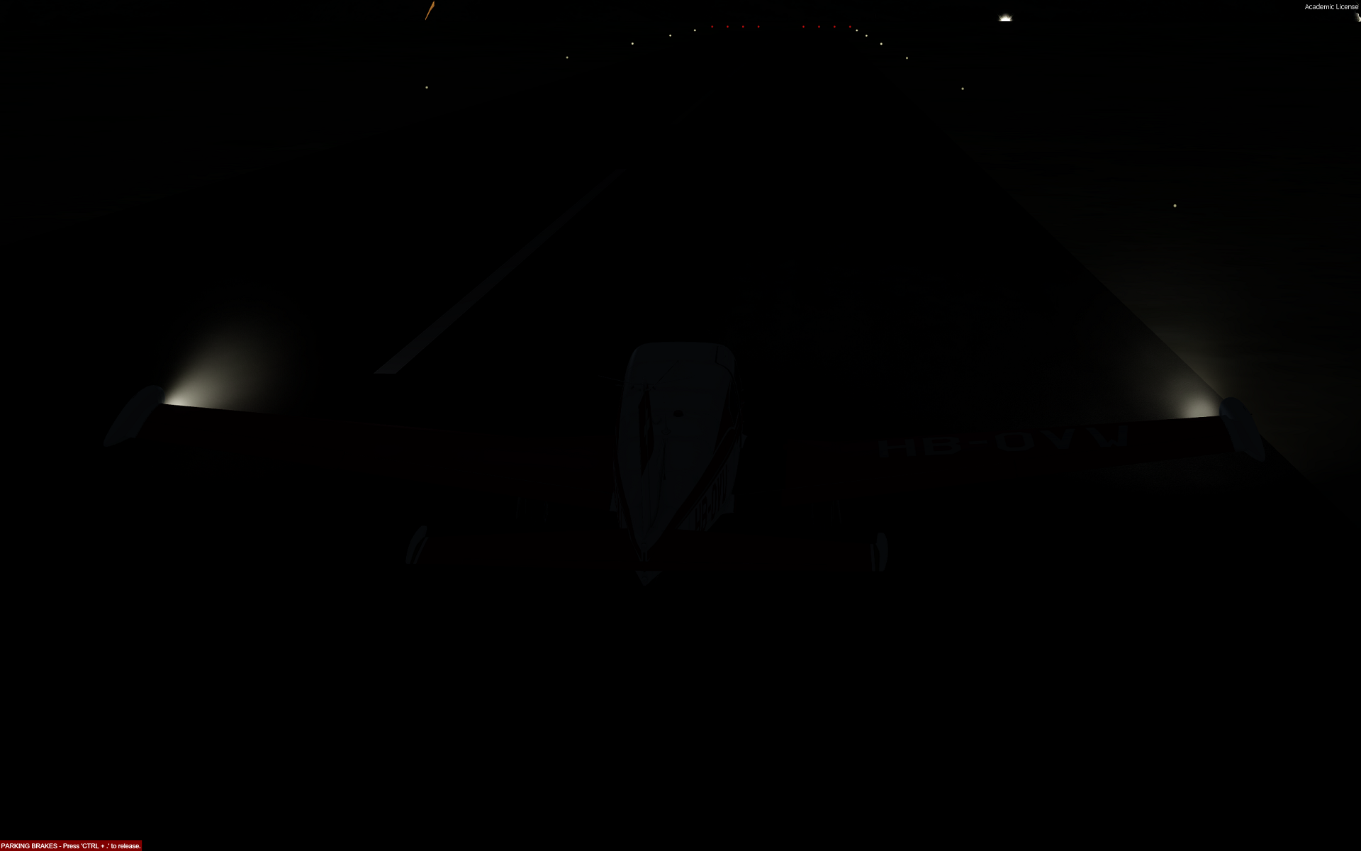 P3D v4 Comanche configurator has no landing lights - The A2A