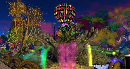 SL14B - Astonish - DJ Stage by Wildstar Beaumont
