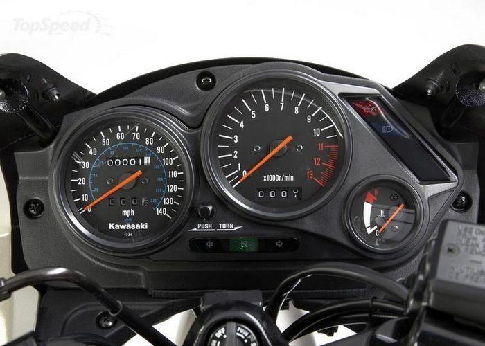 Kawasaki 500 GPZ 2001 - 15