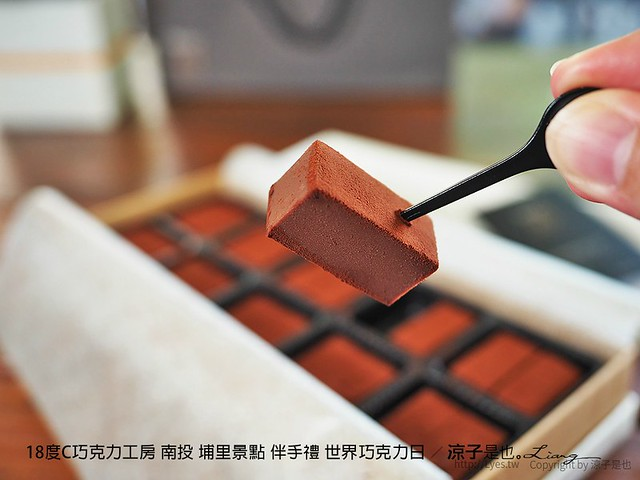 18度C巧克力工房 南投 埔里景點 伴手禮 世界巧克力日 117