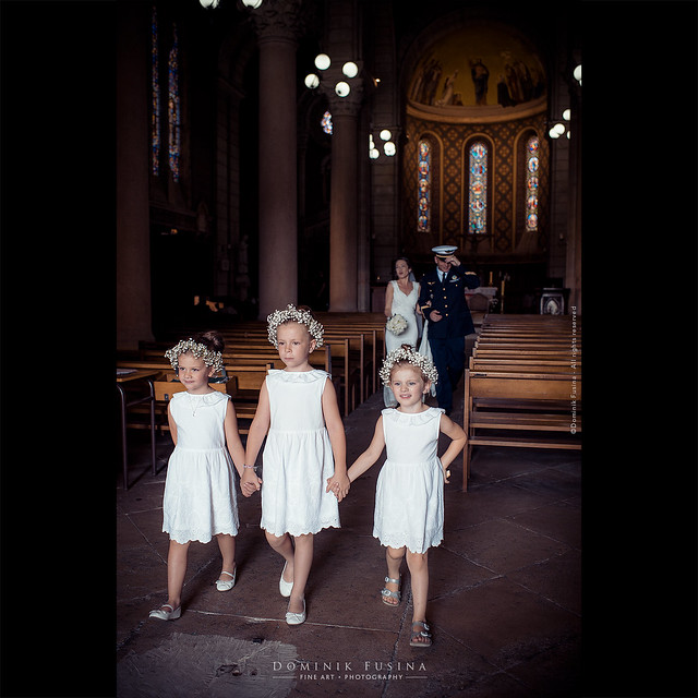 Angels... | Audrey & Loïc