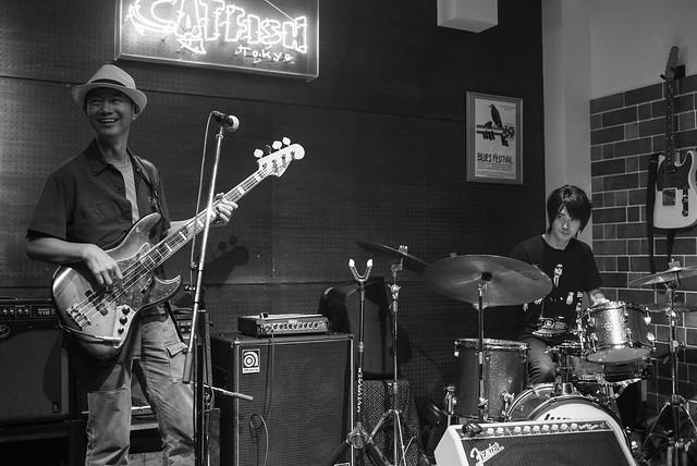 Texas Iida & Out Of Sights live at Catfish Tokyo, 09 Jul 2017 -00024