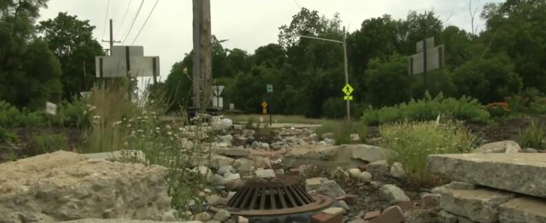Hidden River Rain Garden Revitalizes and Restores Year Round