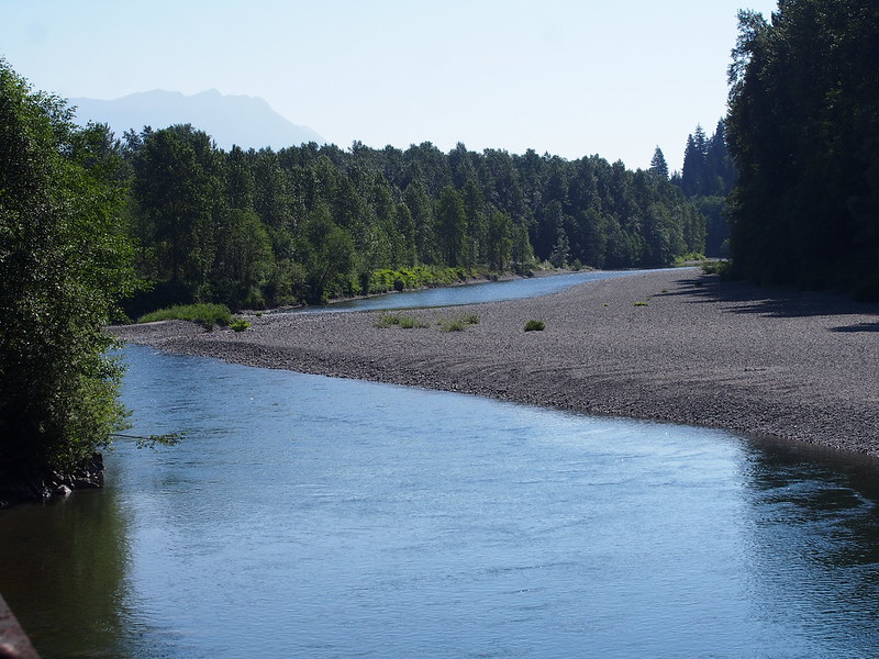 North Fork Stillaguamish River