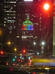 Rainbow Pride The Helmsley Building 7837
