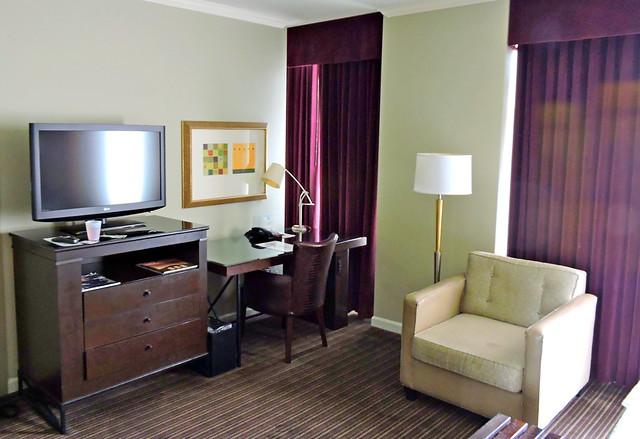 Room 1109 / Magnolia Hotel, Houston