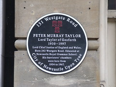Photo of Black plaque number 11798