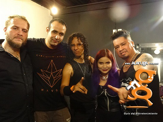 Festival del metal - C3 Stage - Guadalajara, Jalisco, Mexico. (1 - Julio - 2017)