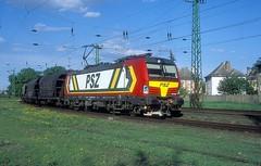 * MRCE  193 Vectron Dispoloks ( ex Siemens )
