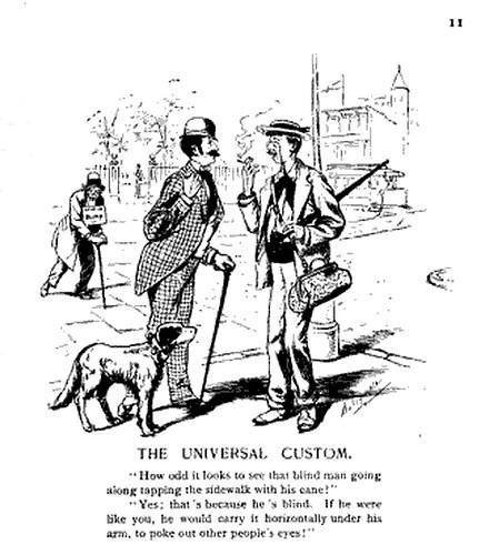 universal custom, the (1891)