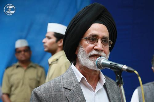 Trilochan Singh from Sant Nirankari Colony, Delhi expresses his views