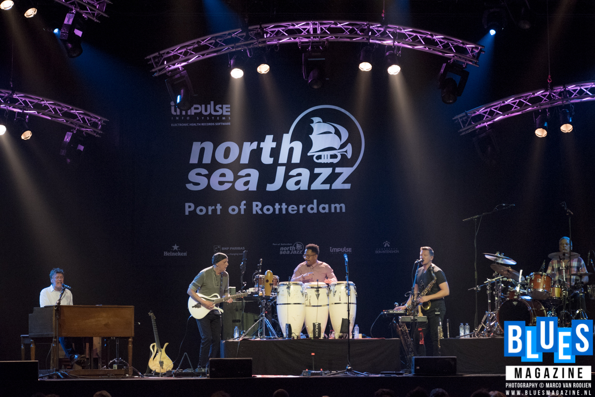 Steve Winwood @ North Sea Jazz 2017
