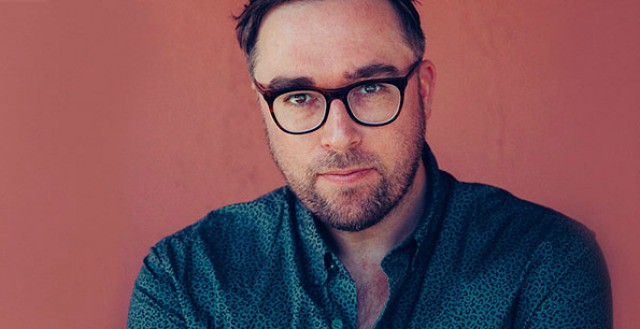 Comedian Danny Wallace