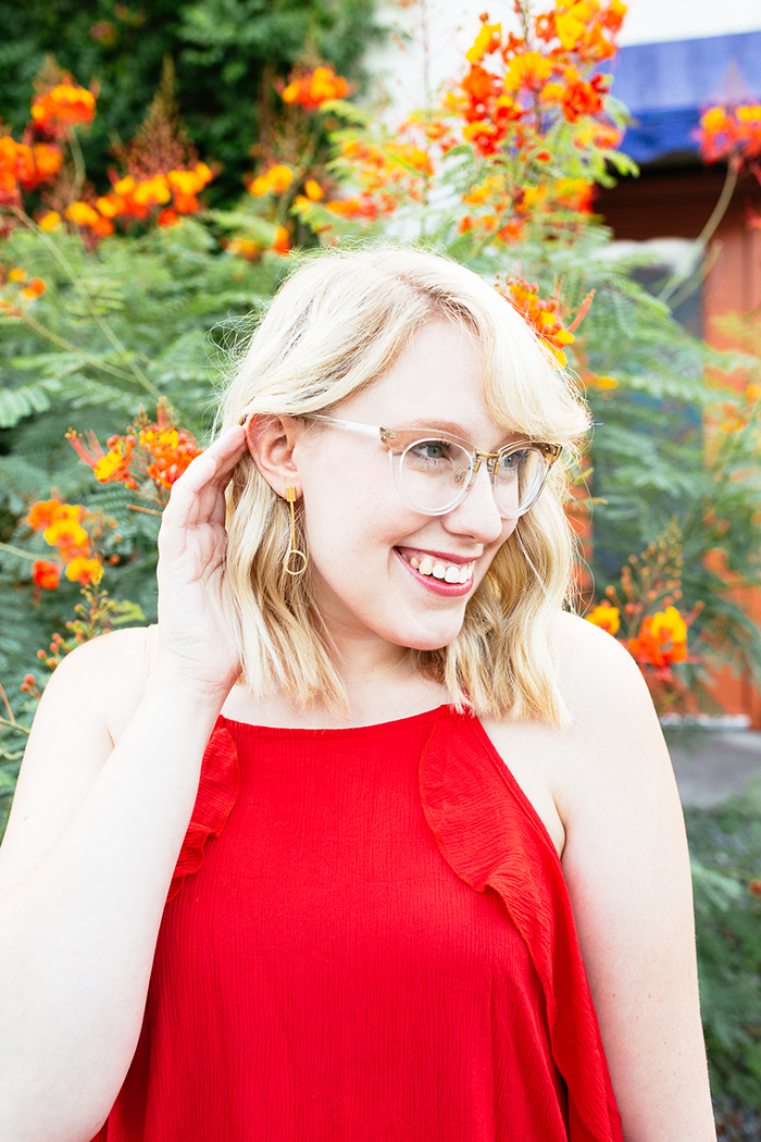 austin fashion blogger writes like a girl red tank top1