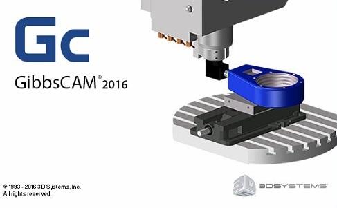 GibbsCAM 2016 v11.3.18.0 x64 software