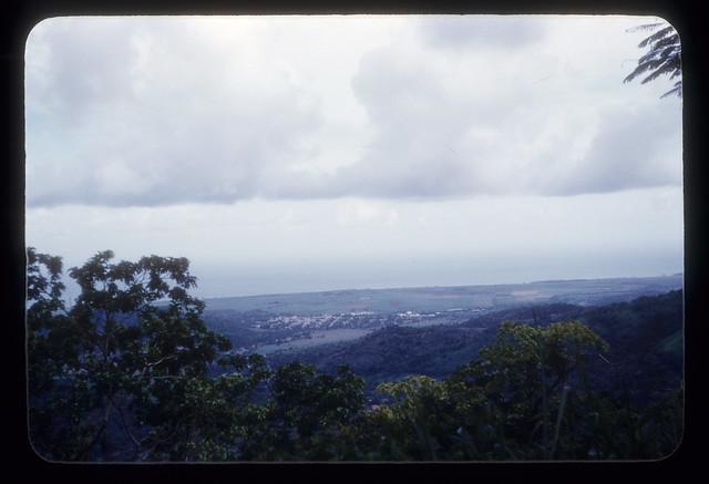 JSM18--View of coastal town
