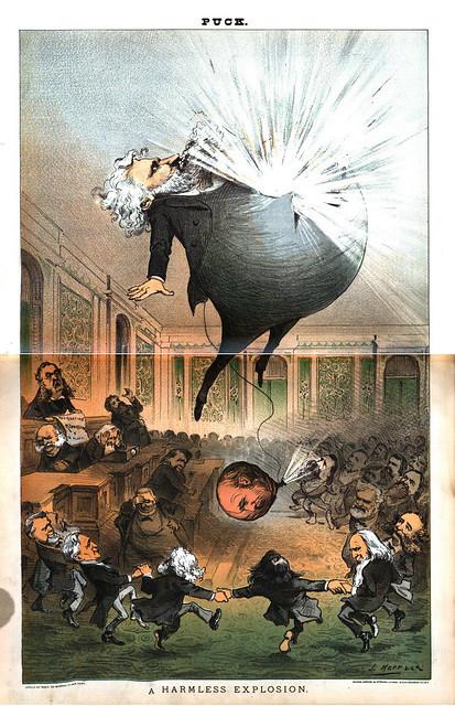 harmless explosion, a (1881)