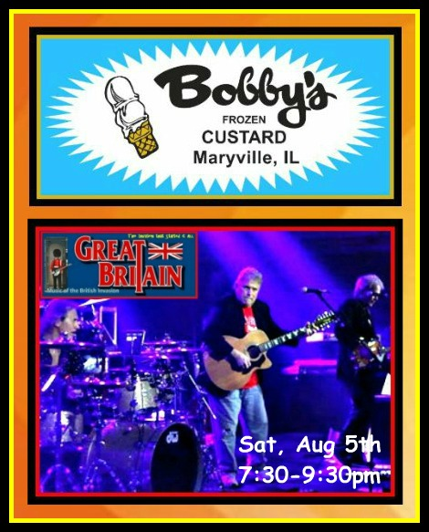 Bobby's Frozen Custard 8-5-17
