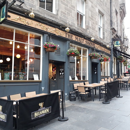 Malt Shovel, Edinburgh