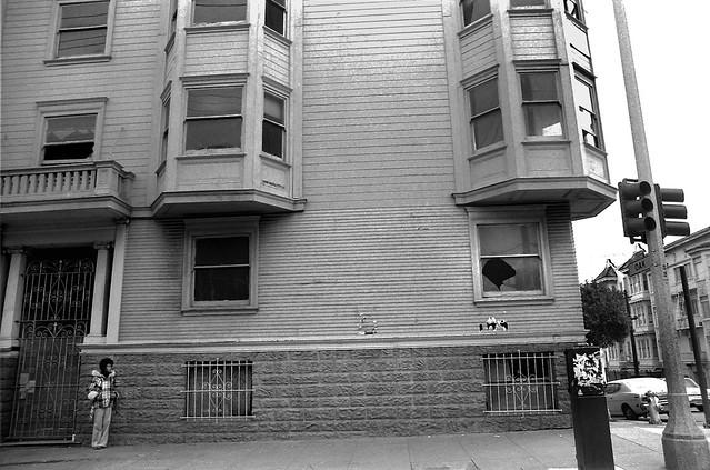 Western Addition, San Francisco 1979