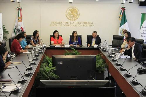 Comisión de Seguimiento a los Procesos Electorales Locales 23/may/17