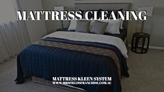 Mattress Cleaning - Dust Mites Removal System