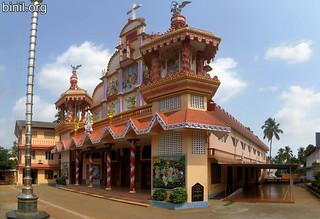 Our Lady of Mount Carmel Church, Kundannur 2
