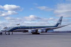 Mackey Douglas DC-8 N804E