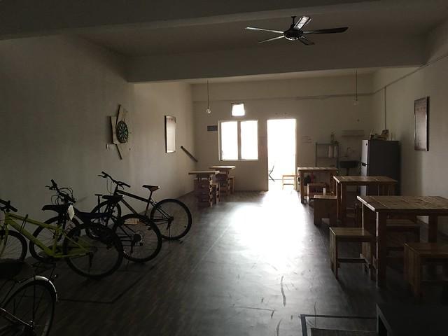 Bed & Bike Backpackers StudioBed & Bike Backpackers Studioの共有スペース