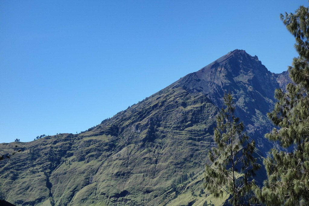 Rinjani - Jour 3 - Summit View