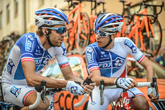 Tour d'Italie 2017 #Behind the Scene