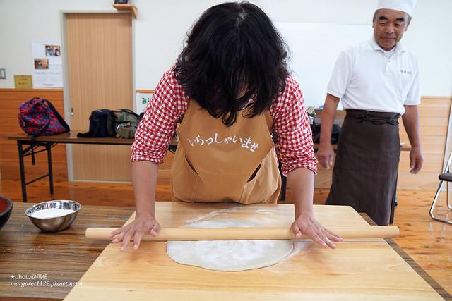 櫪木縣。蕎麥麵體驗、梯田
