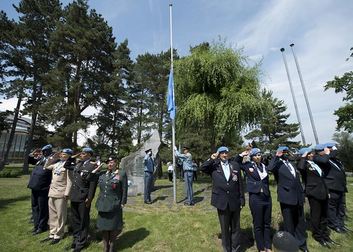 Commemoration of the International Day of United Nations Peacekeepers