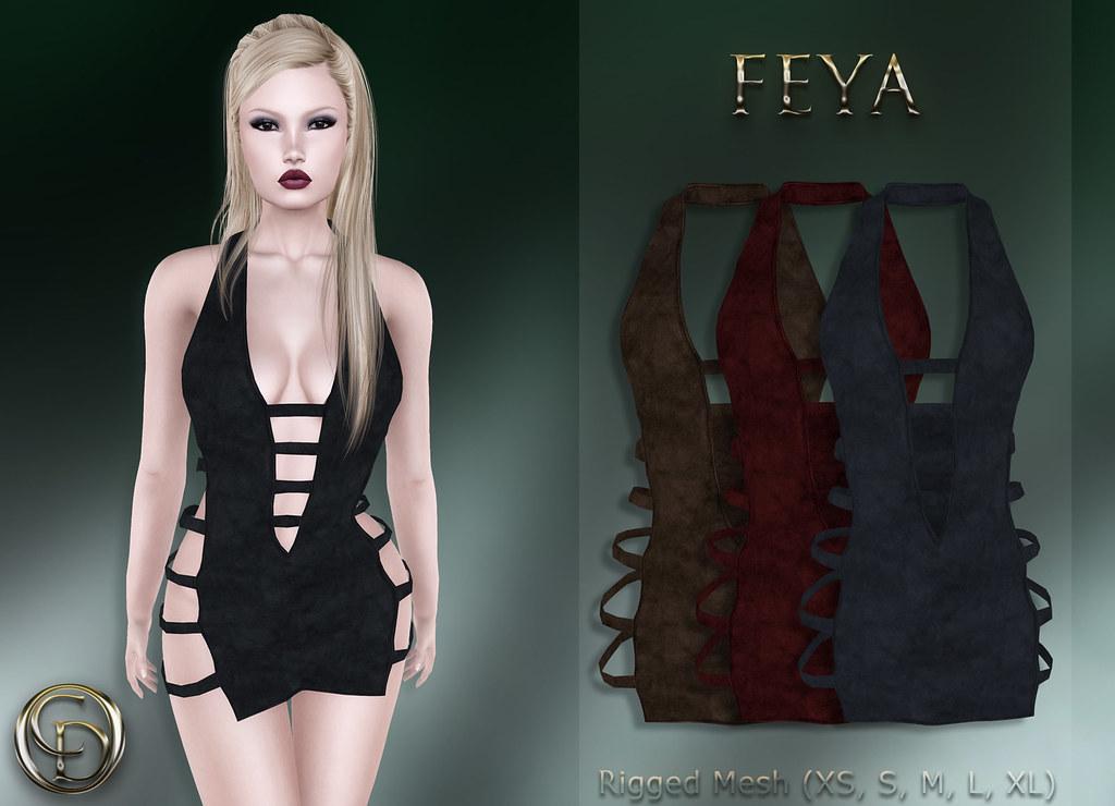 Feya - SecondLifeHub.com