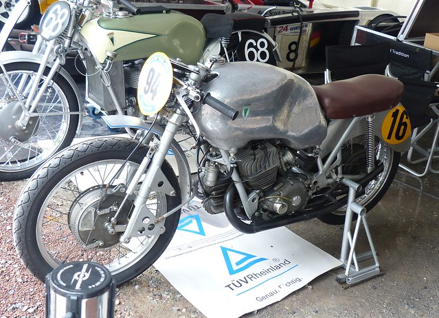 DKW 3 Zylinder 2-Takt vl