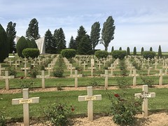 Polish Cemetery, Normandy - Photo of Moulines