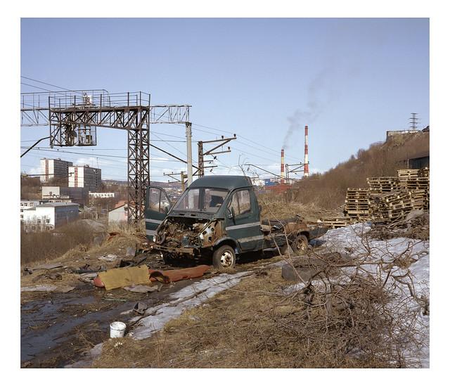 Murmansk, may 2017