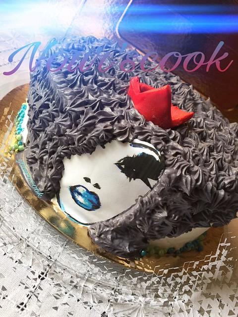 African Queen Cake By Samuel El Hadji Gomis