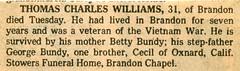 Thomas Charles Williams