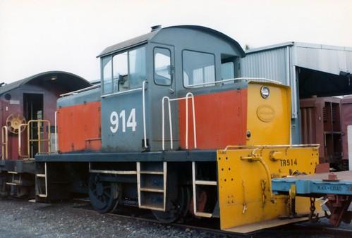 TR 914 30/06/1986 Taneatua, NZ