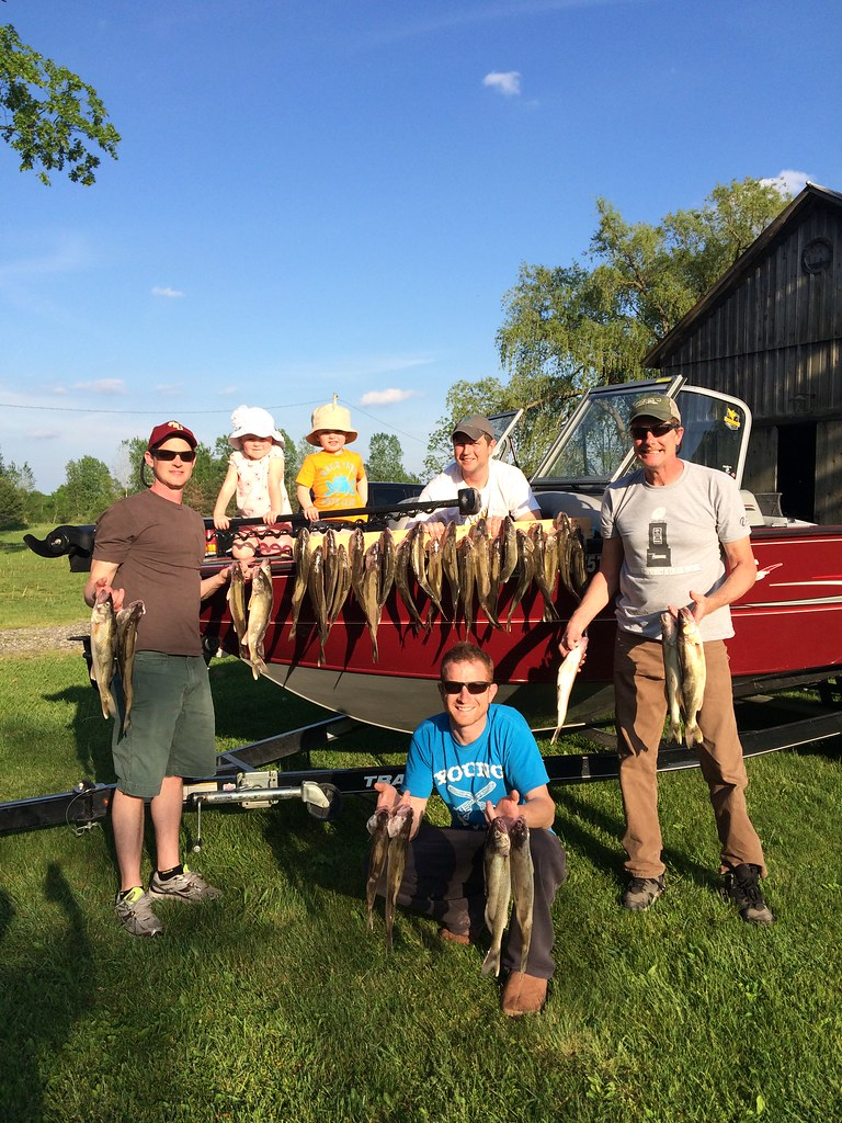 Nugent Brothers enjoyed a good day on Saginaw Bay
