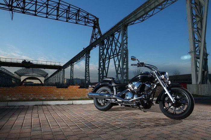 Yamaha XVS 950 Tour Classic 2010 - 31